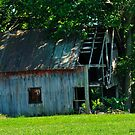 Another Old Barn (5) by michaelasamples