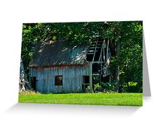 Another Old Barn (5) Greeting Card