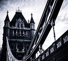 Tower Bridge, London by DONATAS JARAS