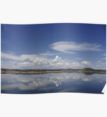 """""""Mirror Lake"""" Poster"""