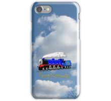 Flying Scotsman for Kids iPhone case iPhone Case/Skin