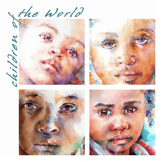 Children of the World by Stephie Butler