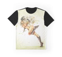 Dragon's Crown Amazon Graphic T-Shirt