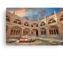 the thaw. degelo Canvas Print