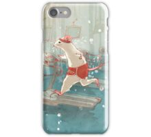 Mouse Runner iPhone Case/Skin