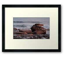 County Clare Coastline Framed Print