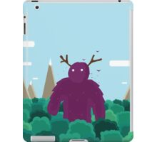 Life Swarms with Innocent Monsters iPad Case/Skin