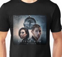 DEMI LOVATO NICK JONAS FUTURE NOW SPECIAL Unisex T-Shirt