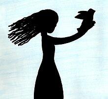 The Dove's Release by Kieran Rundle