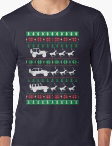 Ugly Christmas Sweater - Forester Ugly Christmas Sweater (SG9) T-Shirt