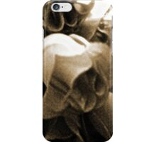 The Solemn Roses iPhone Case/Skin