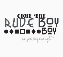RUDEBOY by DCPRODUCTION