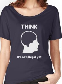Think! Women's Relaxed Fit T-Shirt