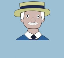 Mr Carraway the Fishmonger by Grainwavez
