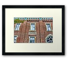 The Water Works Framed Print