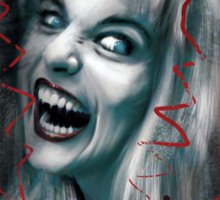 Doppelganger: Laura Sticker