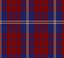 01753 British European Tartan Fabric Print Iphone Case by Detnecs2013