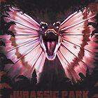Jurassic Park alt Movie Poster by Traumatron