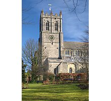 Christchurch Priory Photographic Print