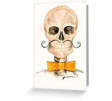 The Amiable Dr. Goodfellow Greeting Card