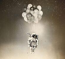 The Spaceman by Julien KALTNECKER