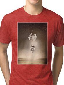 The Spaceman Tri-blend T-Shirt