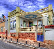 A Faro House by manateevoyager