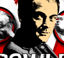Crowley and the Goats Sticker