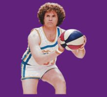 Jackie Moon - Semi Pro - Breast Logo T-Shirt