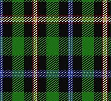 01772 Brooke Tartan Fabric Print Iphone Case by Detnecs2013