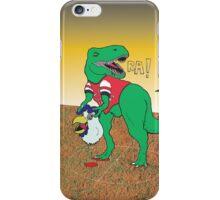 Arsenal Gunnersaurus vs. Chirpy iPhone Case/Skin