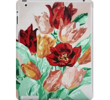 A Tulip Collection iPad Case/Skin
