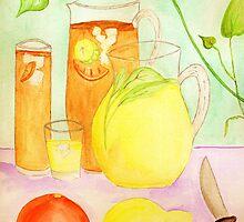 Ice Tea or Lemonade anyone? by Anne Gitto