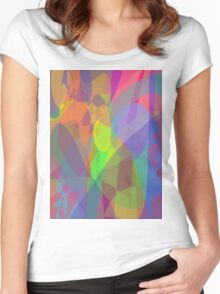 Sunlight in the Room Women's Fitted Scoop T-Shirt