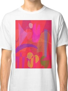 Red Passion in the Garden Classic T-Shirt