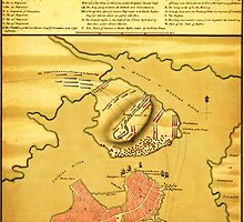 Anniversary of the Battle of Bunker Hill (1776) by Adam Asar