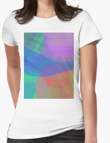 Attractive Colors Womens Fitted T-Shirt