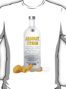 Bothriechis schlegelii - Absolut Citron T-Shirt