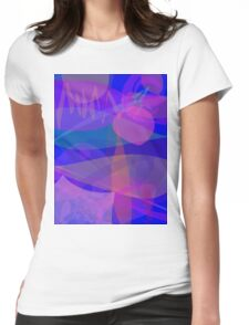 Impossible World Womens Fitted T-Shirt