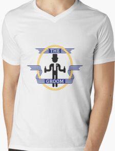 The Groom (Wedding / Marriage) Mens V-Neck T-Shirt