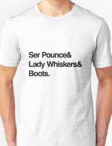 Tommen's Kittens Unisex T-Shirt