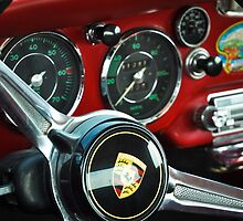 Porsche 356 Steering Wheel by Reese Ferrier