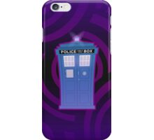TARDIS Friend iPhone and iPod Case iPhone Case/Skin