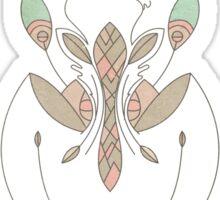 sacred molecule Sticker