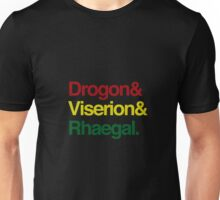 Daenerys's Dragons Unisex T-Shirt
