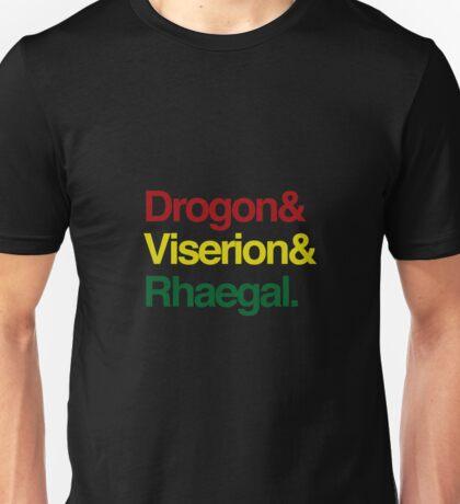 Daenerys's Dragons Unisex T-Shirt