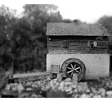 Grant's Little Mill Photographic Print