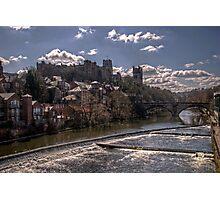 Durham Castle Photographic Print