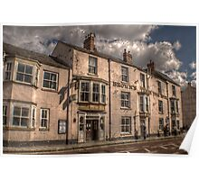 Three Tuns Hotel Poster