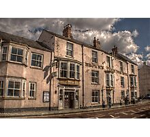 Three Tuns Hotel Photographic Print